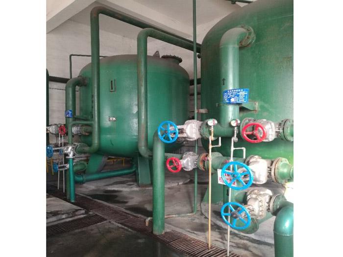 宁夏灌装设备工程案例