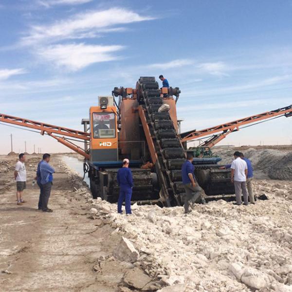 江西射吸式挖泥船的正确施工步骤