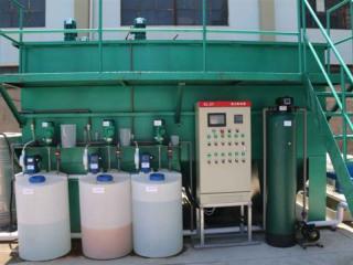 酸洗废水处理设备工程案例