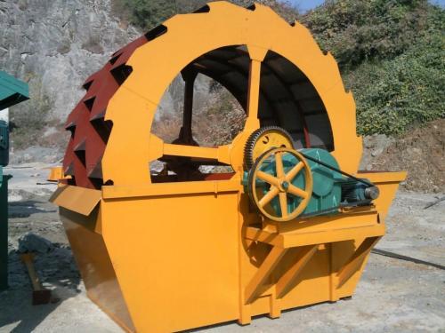 濰坊哪里有供應實用的水輪洗沙機,河南水輪洗沙機