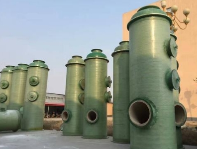 玻璃钢圆形冷却塔定制 冷却塔加工定制