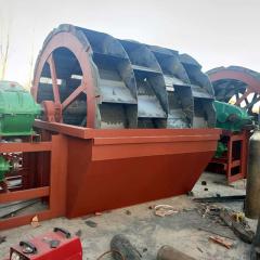 轮式洗沙机产品