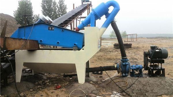 济宁洗砂回收一体机