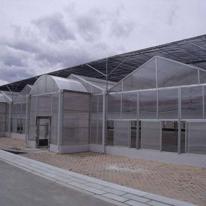 PC阳光板温室