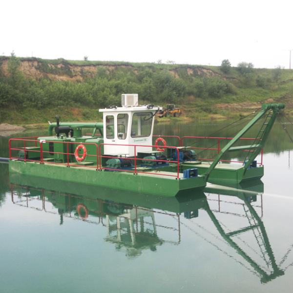 湖北射吸式挖泥船