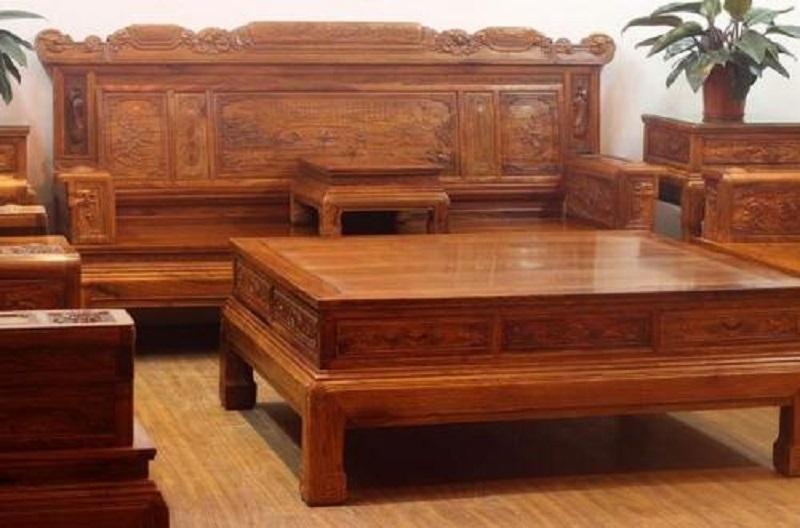 「河北胡桃木大板」教你挑选一款适合自己的实木大板桌及用久了到底会不会裂