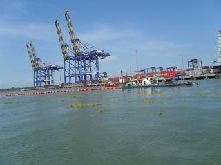 HID5020P清淤船美国施工