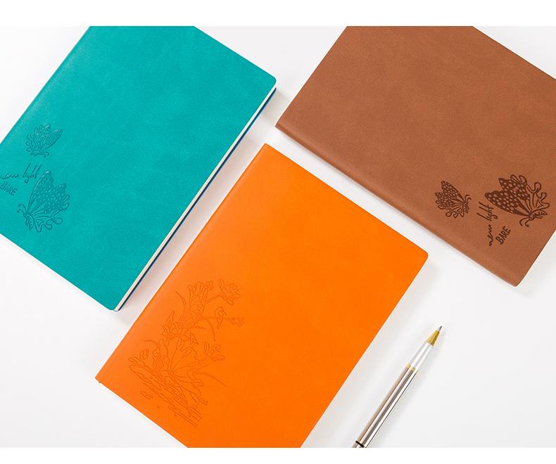 厂家推荐印刷笔记本 有品质的印刷就在上海天跃图文