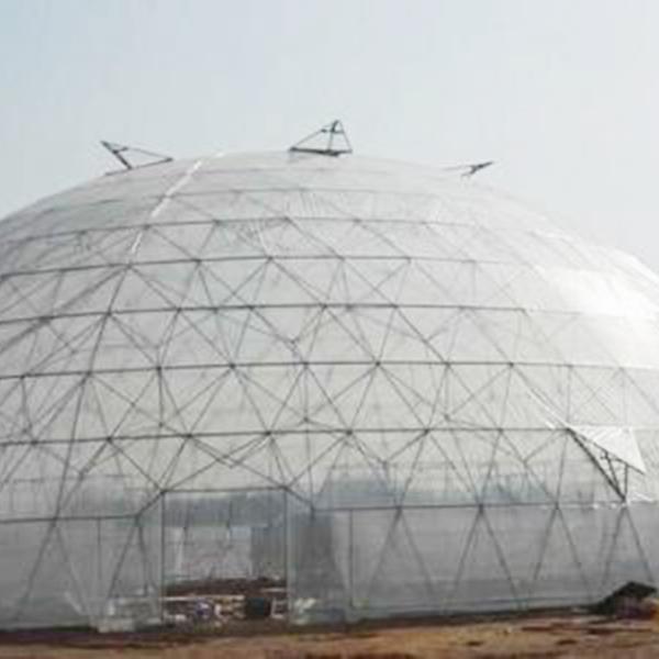 内蒙古鸟巢温室