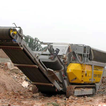 山東鵝卵石破碎設備加工,鑫創環保設備鵝卵石破碎設備好不好