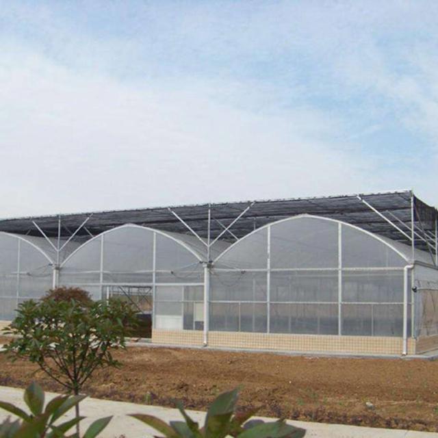 北京智能薄膜温室建造