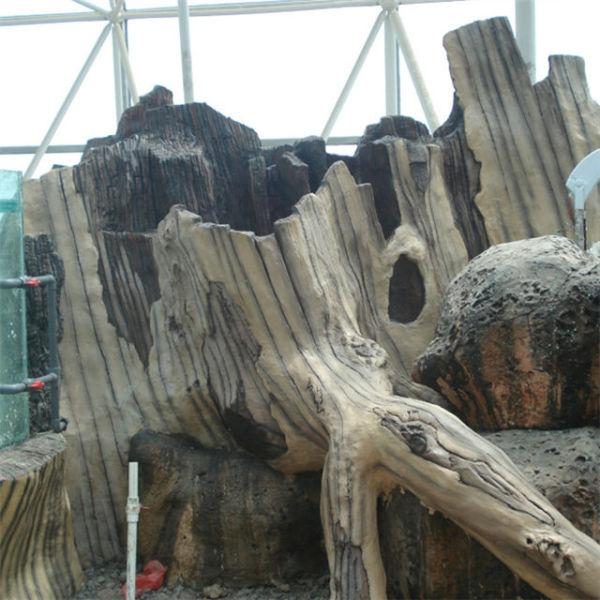 西安人工假山保养方法和裂缝处理
