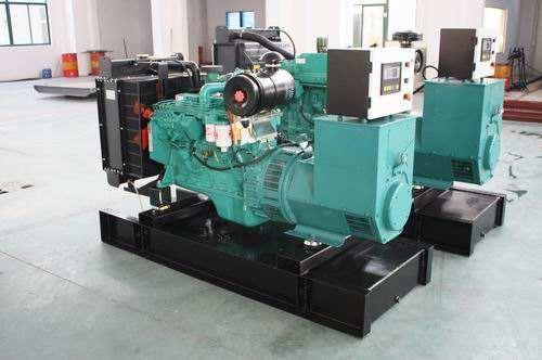 康明斯120KW发电机组