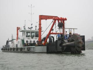 印度尼西亚HID斗轮挖泥船