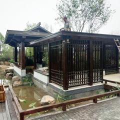 防腐木景观工程案例