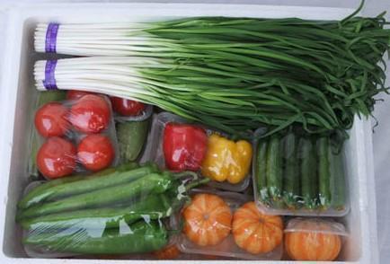 蔬菜超市配送