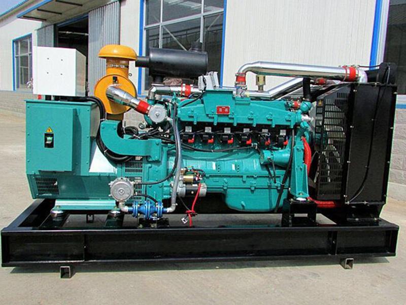 「潍坊燃气发电机组订制」燃气发电机组应该注意的事项 对燃气管道的使用有五点要求