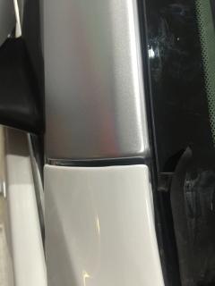 凯迪拉克汽车贴膜培训局部图