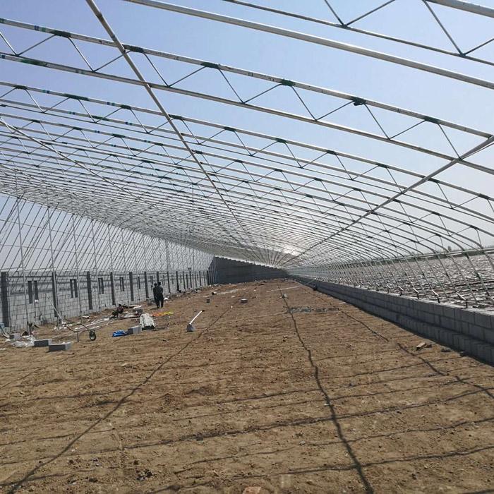 安装温室大棚薄膜要掌握哪些方式方法