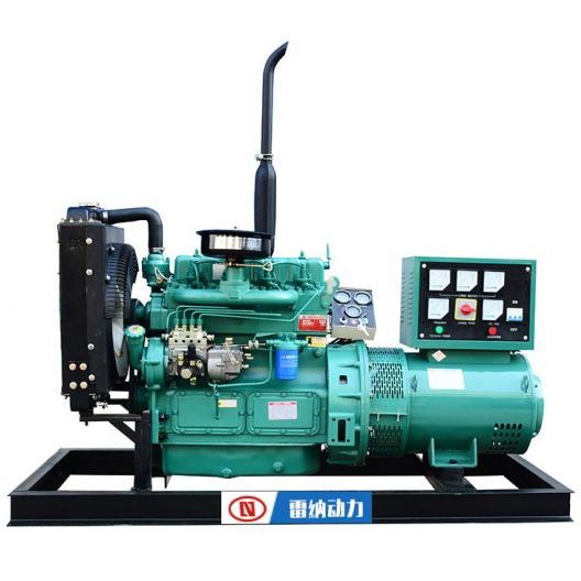 雷纳200KW发电机组