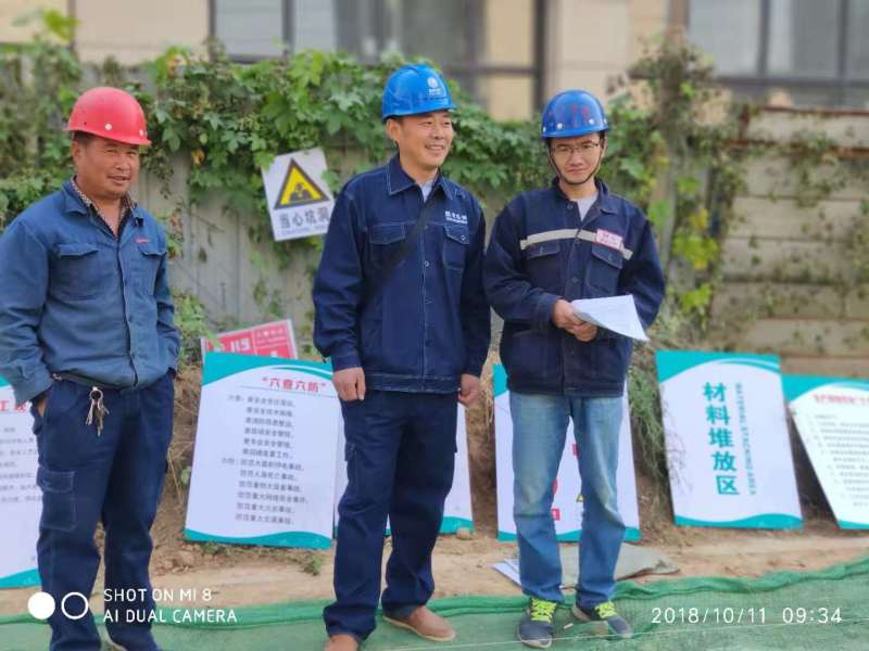 新郑排管施工公司