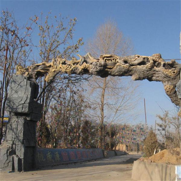 西安景观大门工程