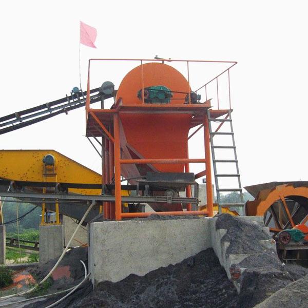 洗砂机在生产中要勤于保养