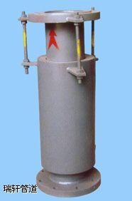 轴向型外压式波纹补偿器(TWY)