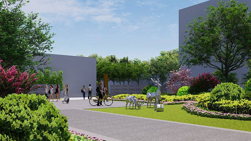 服务好的银杏温泉度假区景观设计公司_天人规划_衢州示范区景观设计