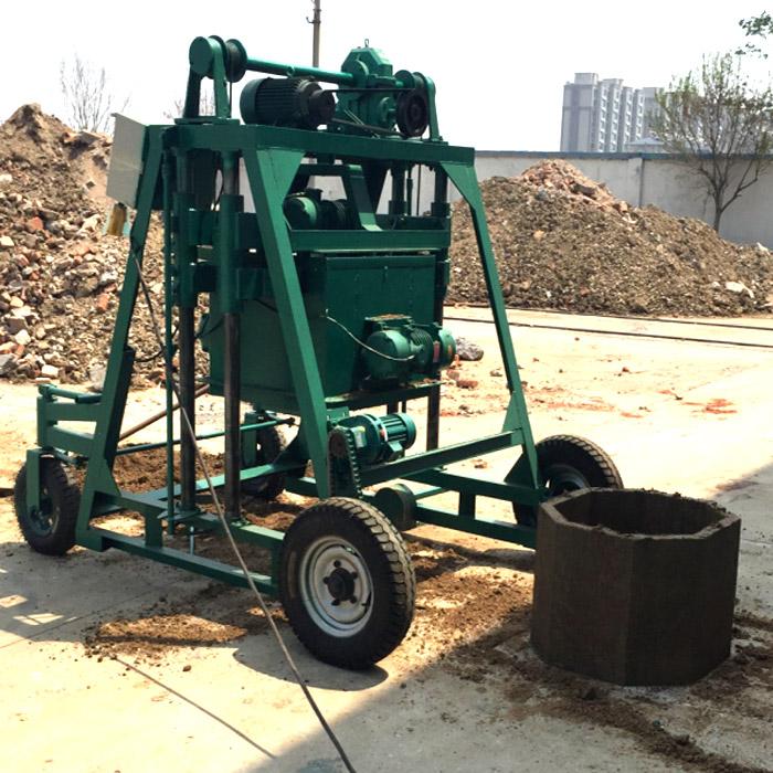 移动式水槽机械