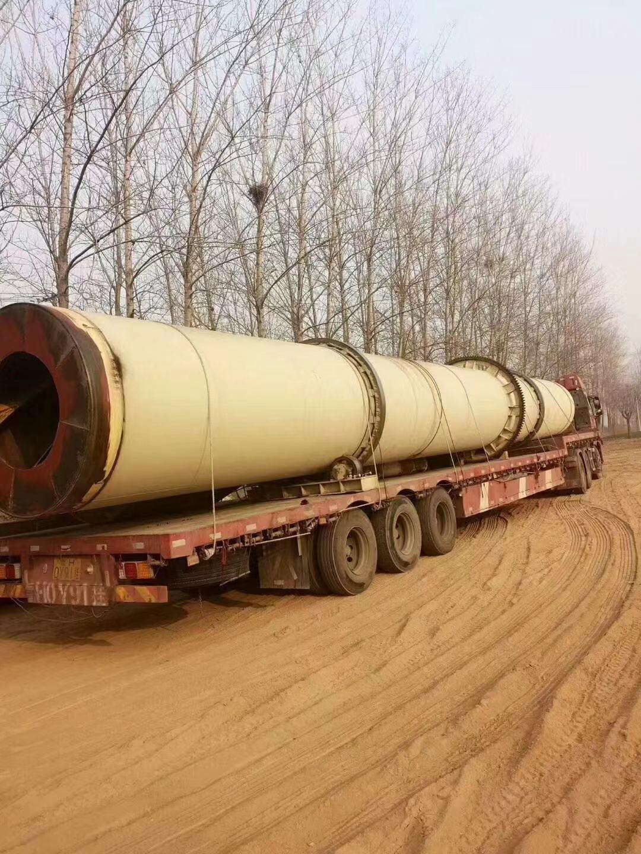 二手滚筒干燥机-直径2.4米长18米 销量好的二手滚筒烘干机报价