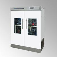 大型立式双层全温振荡培养箱/摇床DLHR-Q500/Q800