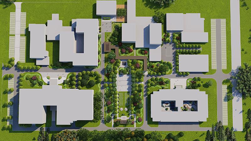山东地区品牌好的银杏温泉度假区景观设计服务 ,焦作示范区景观设计