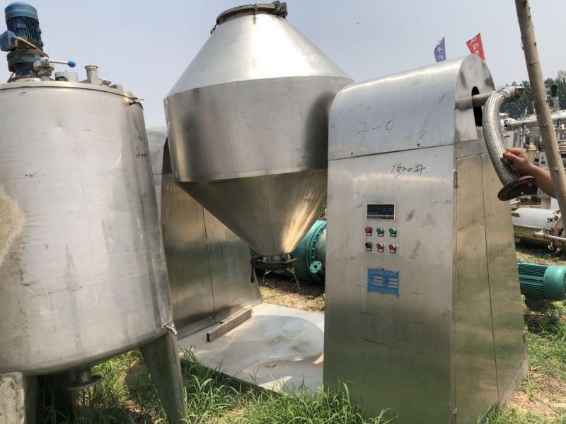 郑州二手不锈钢反应釜厂家