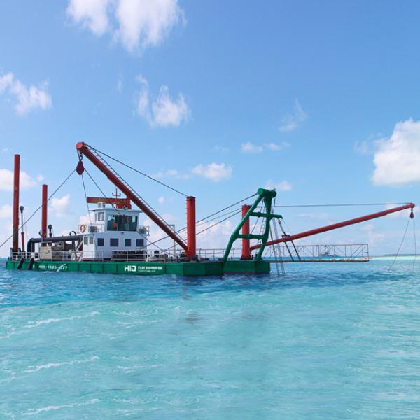 HID-CSD5522P绞吸式挖泥船