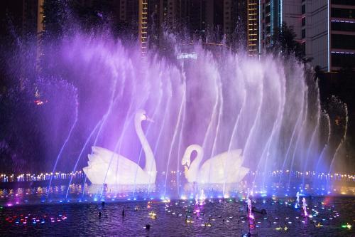 西安设计音乐喷泉的公司