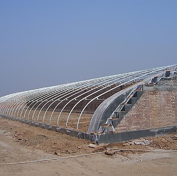 日光温室建设的注意事项