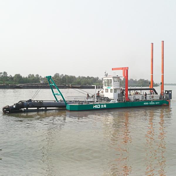 HID-CSD4016P绞吸式挖泥船