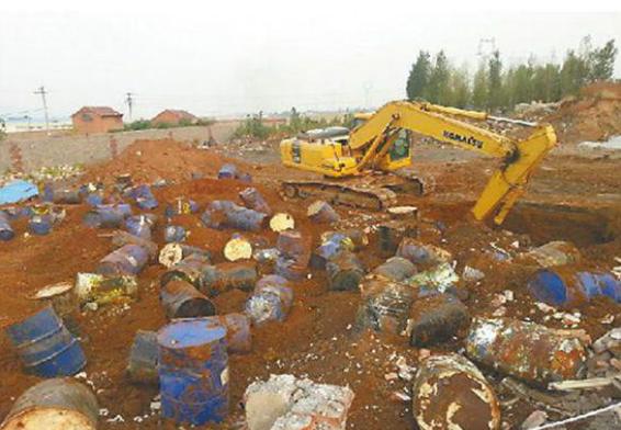 固废垃圾处理工程