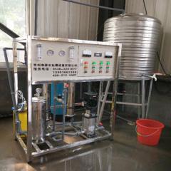 宁夏农村纯净水设备