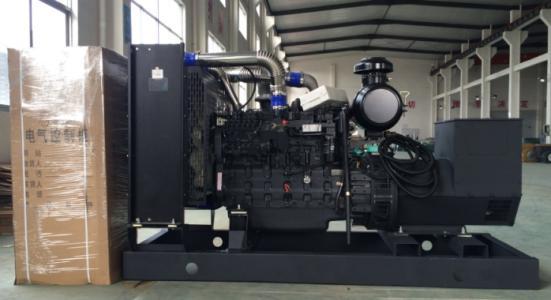 上柴200KW发电机组