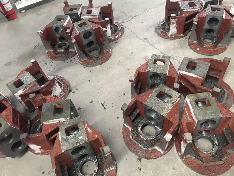 南京去應力處理廠-想找有保障的齒輪機鑄件加工當選南京聯鵬