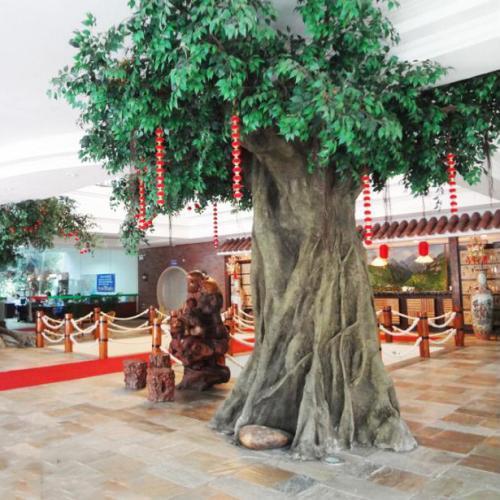 西安假树制作