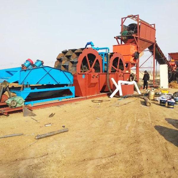 广西破碎制砂机出现故障的原因有哪些
