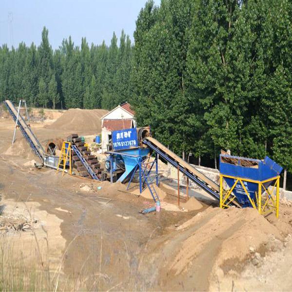 湖南破碎水洗设备生产厂家