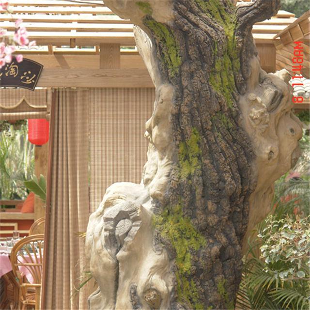 榆林水泥榕树制作