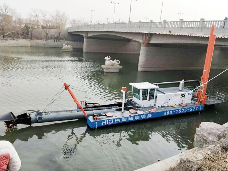 疏浚工程的重要性