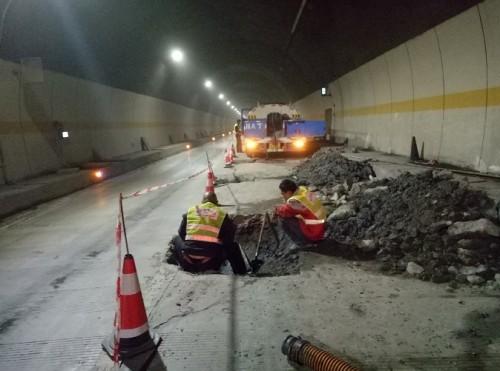 隧道排水疏通