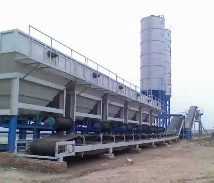选购耐用的水稳拌合站就选硕鸿-移动水稳拌和站型号