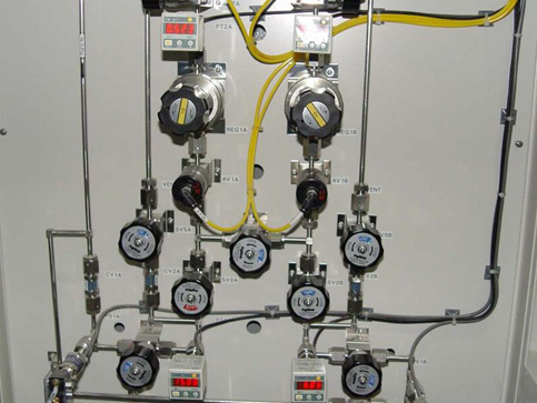 供气控制系统